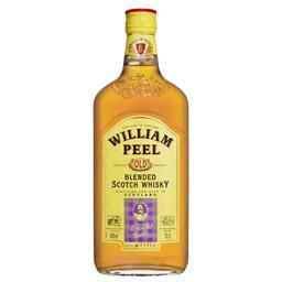 Whisky William Peel