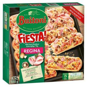 Pizza Fiesta Jambon