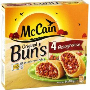 Bun's Bolognaise (x4)