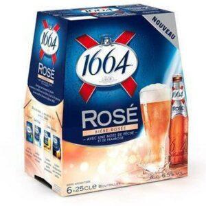 Pack 1664 Rosé (6x25cl)