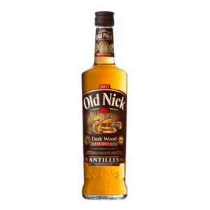 Rhum Old Nick Dark Wood